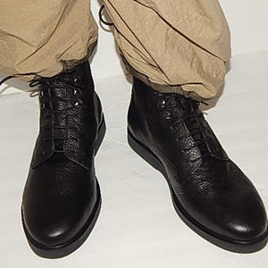 Hudson Men Leather Boots Size 13 NEW